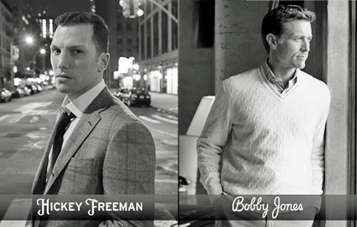 Hickey Freeman & Bobby Jones Sample Sale