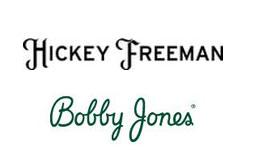 Hickey Freeman & Bobby Jones Sample Sale
