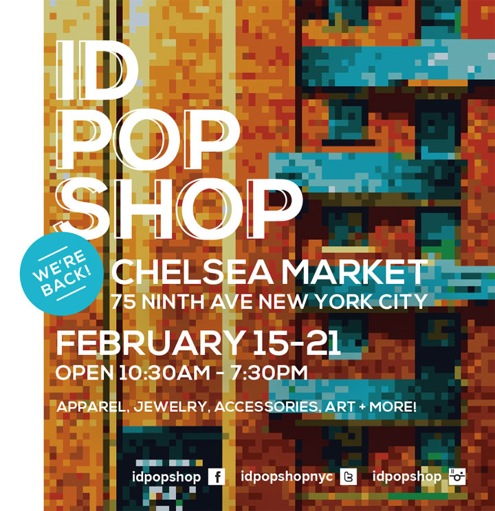 ID POP Shop Independent Designer Sale