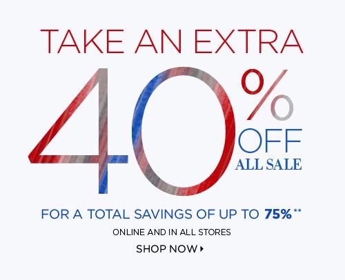 Intermix Spring Retail Sale