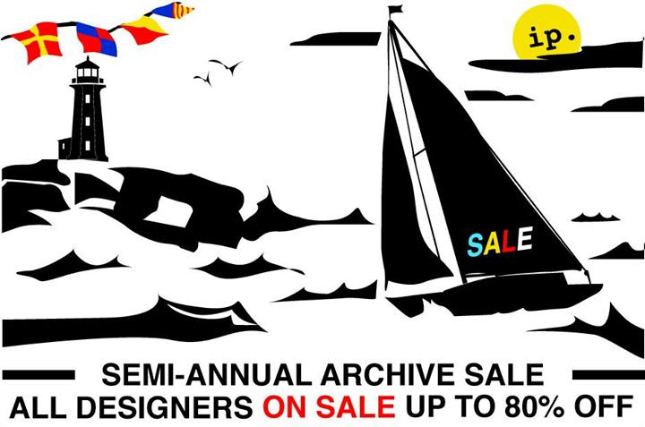 International Playground Semi-Annual Archive Sale