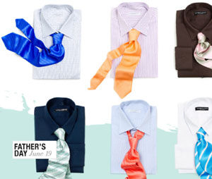 The Perfectly Paired Present: Italian Shirts & Ties