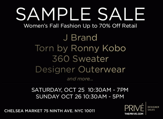 J Brand, Torn By Ronny Kobo, & More Sample Sale