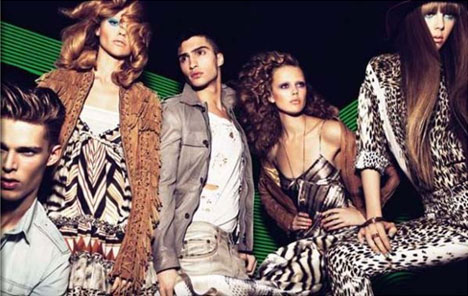 Just Cavalli, GF Ferre, Galliano, & C'N'C Costume National Sample Sale
