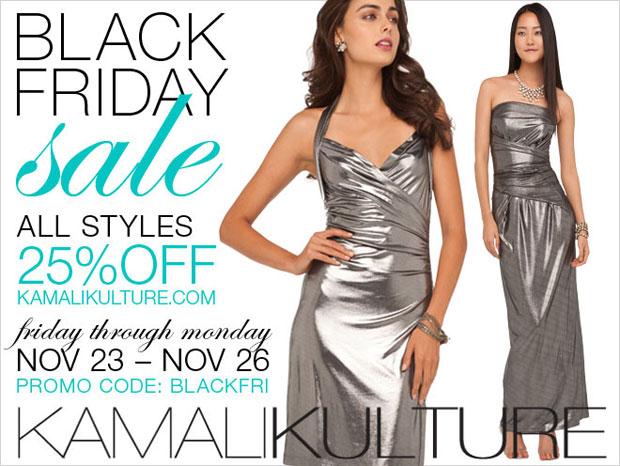 KamaliKulture Black Friday Online Sale