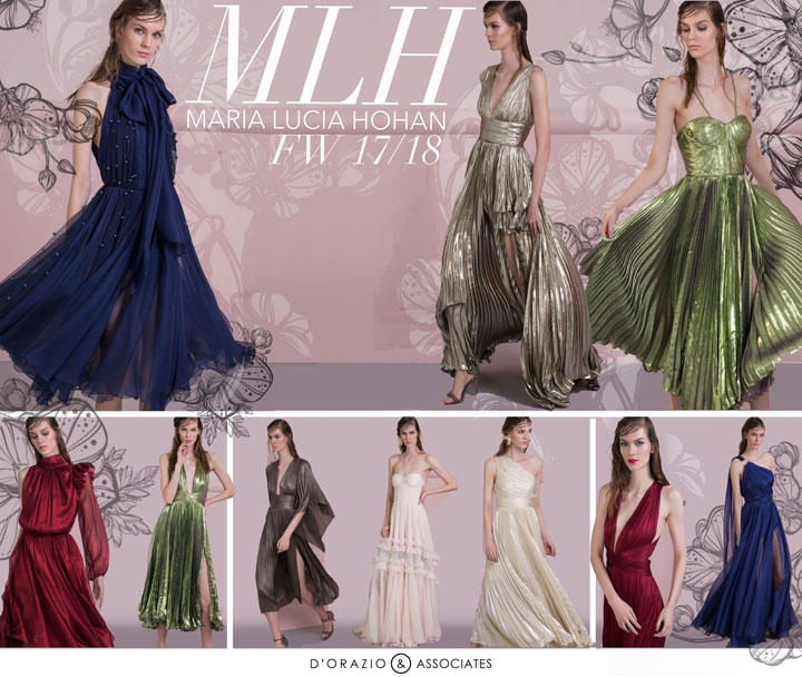 Maria Lucia Hohan FW17/18 Collection