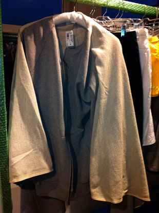 Men's Sweatshirt Poncho now $417