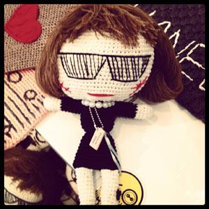 Anna Wintour Mua Mua Dolls ($120)