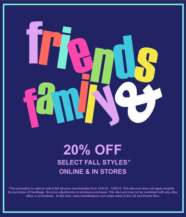Nanette Lepore Friends & Family Salee
