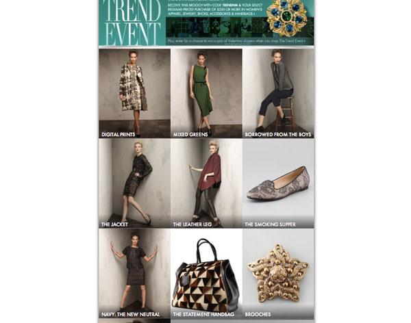 Neiman Marcus Fall Trends