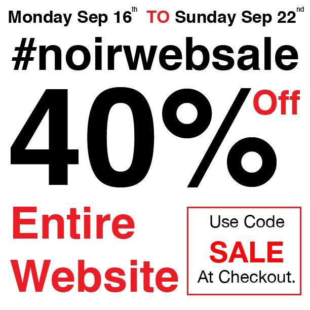 nOir Jewelry Online Sale