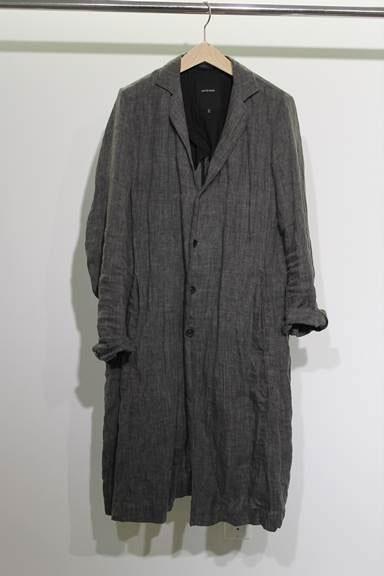 Linen Jacket: $108 (orig. $520)
