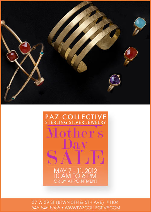 Paz Collective Sample Sale