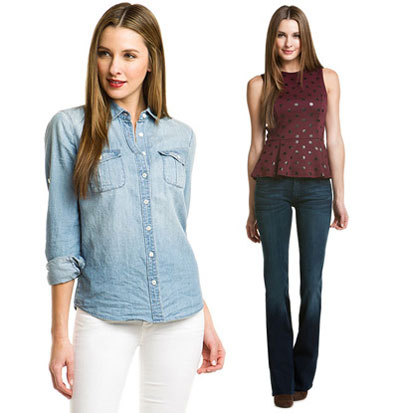 Finally, The Perfect Jeans Starting at RueLaLa at 11 a.m.