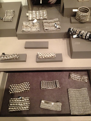 Philippe Audibert beautiful cuffs for up to 70% off retail prices