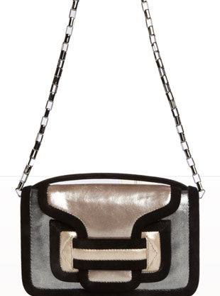 Pierre Hardy Metallic Bag