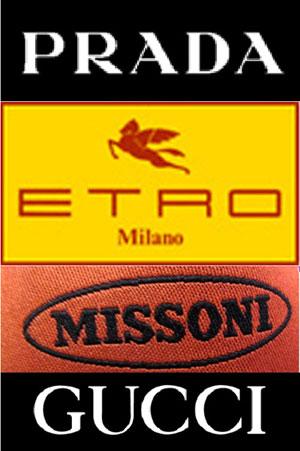 Prada, Etro, Missoni, Gucci Sample Sale