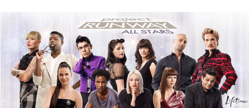 Project Runway All Stars Sample Sale