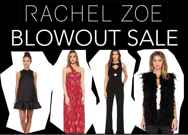 Rachel Zoe Sample Sale