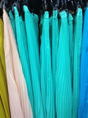 Rag & Bone Maxi Skirts in colors like Biscay Green ($175)
