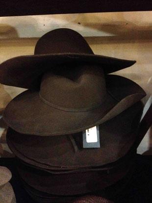 Rag & Bone Serpent Dunaway Hat ($65)