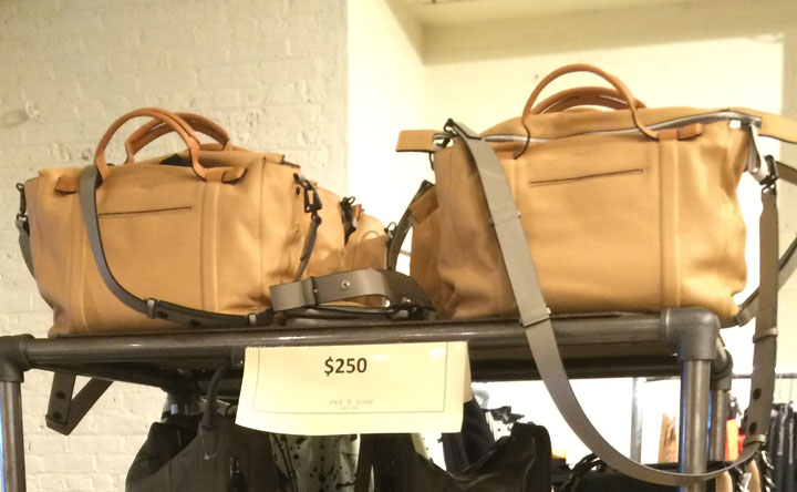 Bags for $250