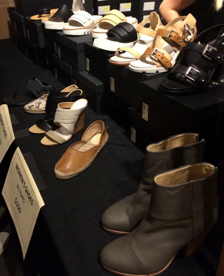 Rag And Bone Shoe Sales