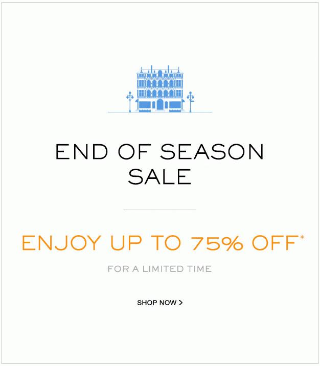 Ralph Lauren End-of-season Sale