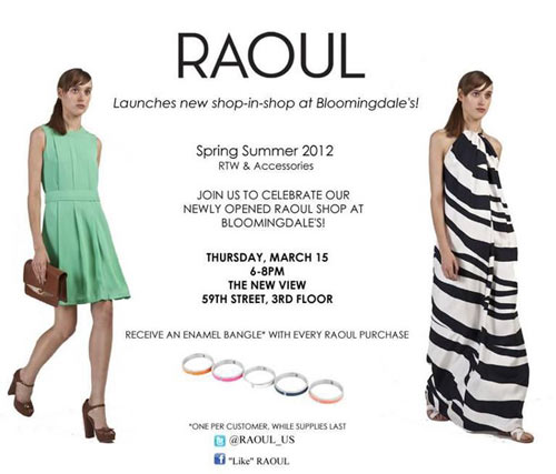 RAOUL Launch Event