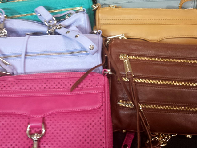 Huge selection of bags in every color and style you can imagine