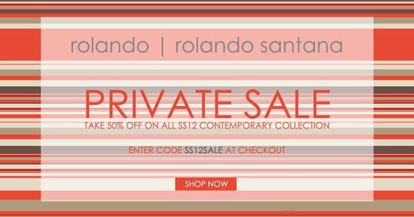 Rolando Santana Private Online Sale