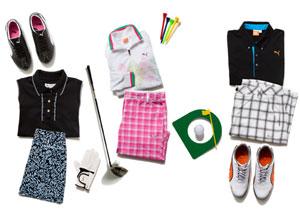 The Rue Golf Club: Cobra, PUMA Golf, IJP Design & more