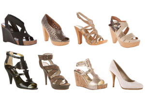 Rue Style Report: Neutral Shoes
