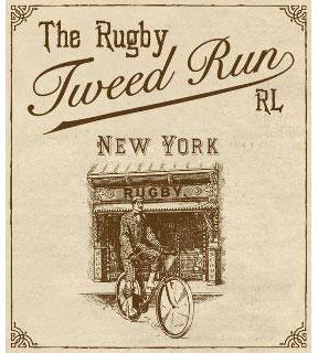 Rugby Ralph Lauren Tweed Run: 10/15