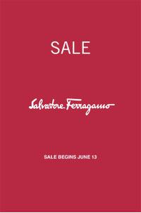 Salvatore Ferragamo Spring Retail Sale