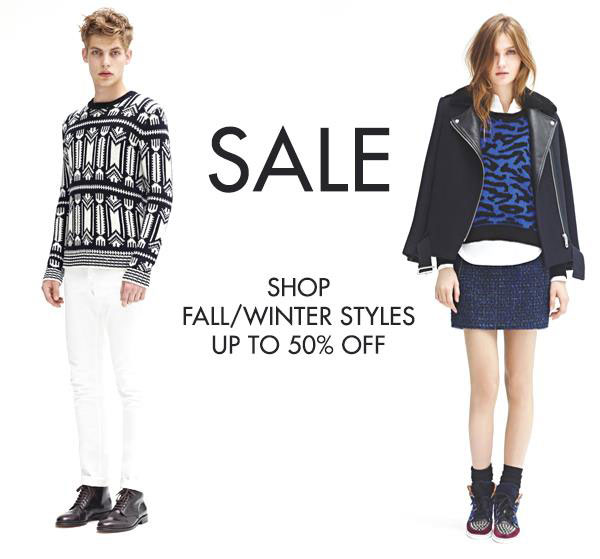 Sandro Black Friday Sale