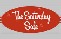 The Saturday Sale