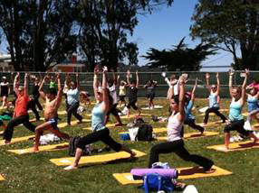 SELF Workout in the Park Returns to New York - Tickets on Sale