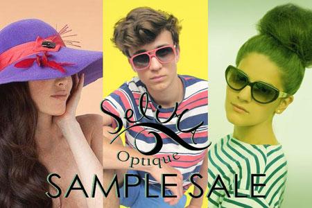 Selima Optique Sample Sale