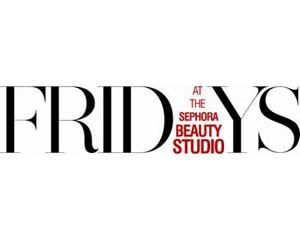 Fridays at the Sephora Beauty Studio