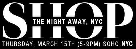 Shop The Night Away Shopping Event
