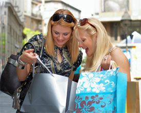 Make Clothes Shopping a Better Experience - Bring a Friend