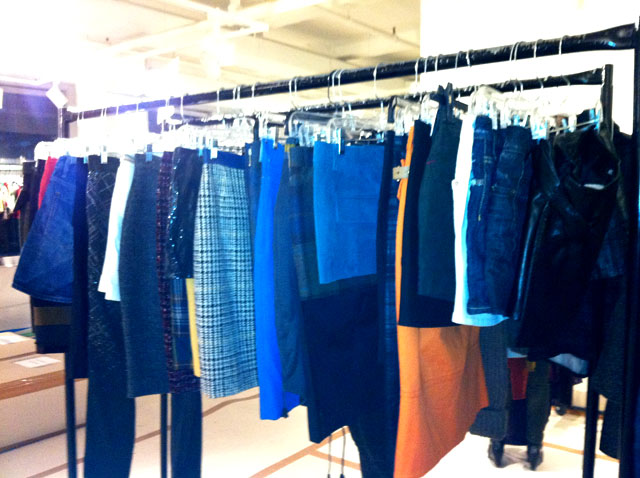 dsquared sample sale nyc