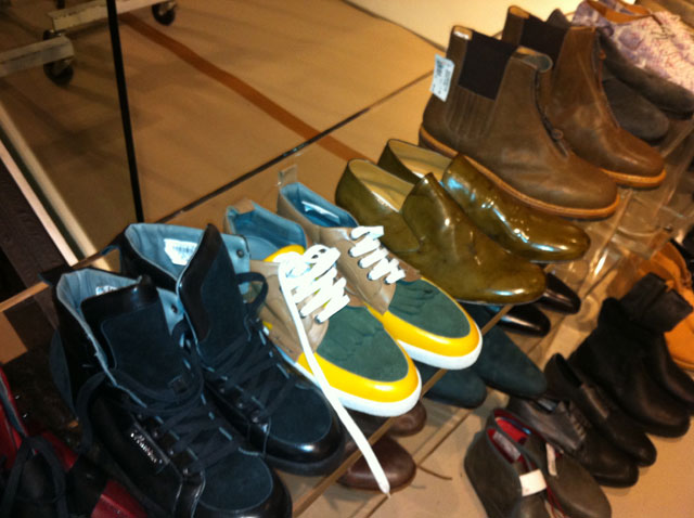 Viktor and Rolf, Margiela & Dsquared Sample Sale Footwear