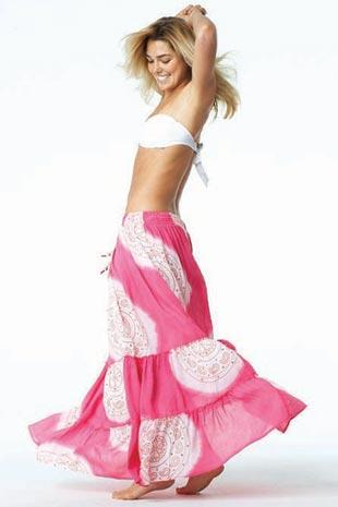 coolchange Sunset Skirt