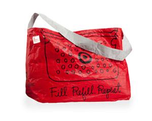 Target Recycled Bag Giveaway Sunday, April 17