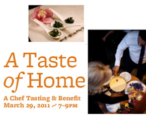 A Taste of Home: A Chef Tasting and Benefit Party hosted by Alex Guarnaschelli