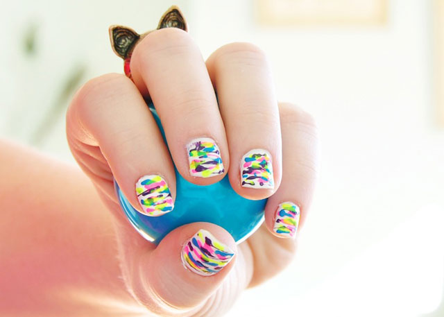 Texture- Nail Art Trends