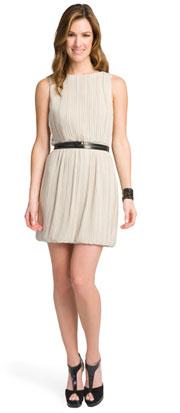 Theory Pleated Tank Dress ($95)
