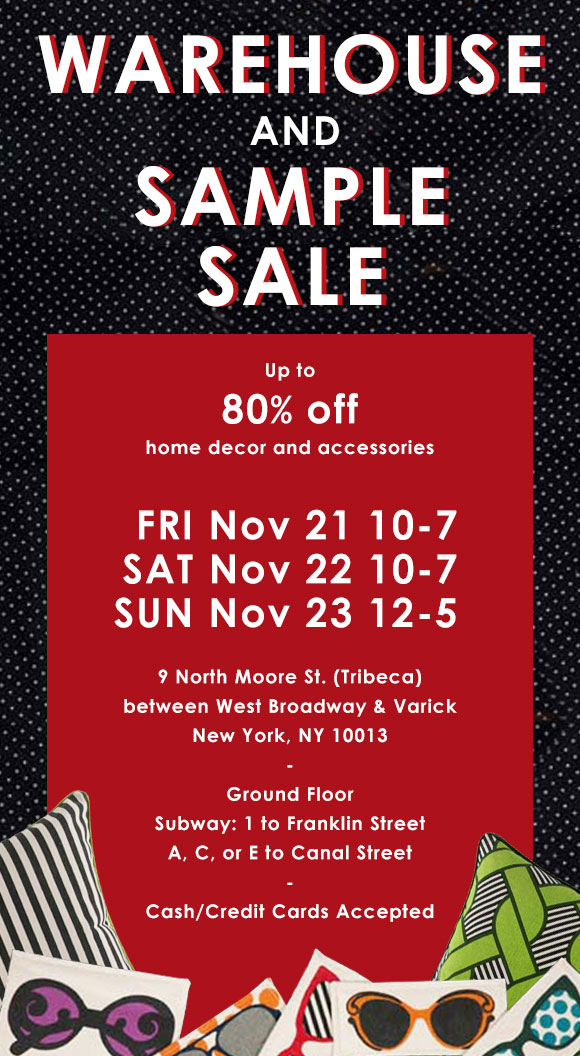 thomaspaul Sample & Warehouse Sale